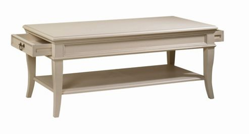 Origin Red Country House Coffee Table - Ivory