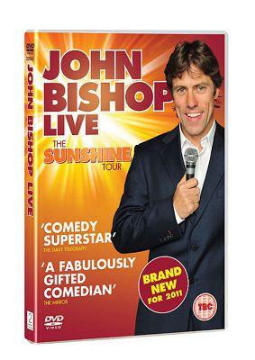 John Bishop Live: Sunshine Tour (DVD)