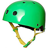Kiddimoto Helmet Medium (Neon Green)
