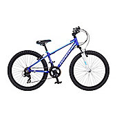 "Coyote Mojo 24"" Boys Aluminium Mountain Bike"