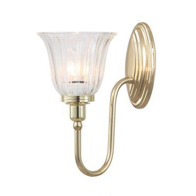 Polished Brass Bathroom 1 - 1 x 3.5W LED G9