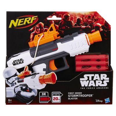 Star Wars Nerf First Order Stormtrooper Blaster