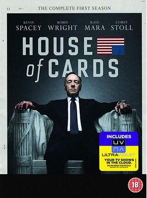 House Of Cards - Season 1 - (Blu-Ray Boxset)