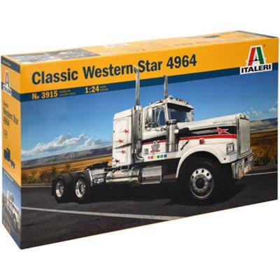 ITALERI 3915 Classic Western Star Truck 1:24 Truck Model Kit