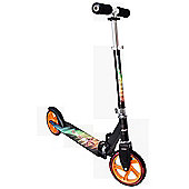 Muuwmi 180 Orange & Black Scooter