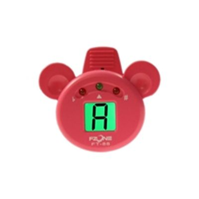Fzone Mini Chromatic Tuner - Pink