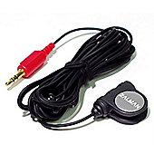 Zalman ZM-MIC1 PC microphone Wired Black 2V DC 3.5mm 0.5mA