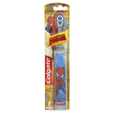 Colgate Toothbrush Spiderman