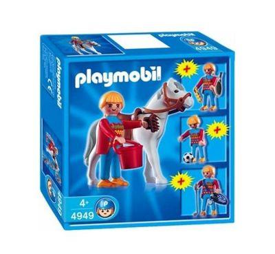 Leisure 4949: Multisport - Girl - Playmobil