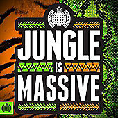 Ministry Of Sound - Jungle Is Massive (3Cd)