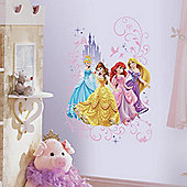 Children's Giant Wall Graphic - Disney Princesses