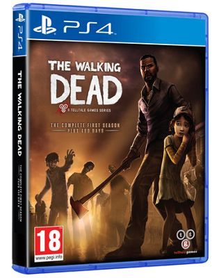 The Walking Dead: Game of the Year Edition (PS4)