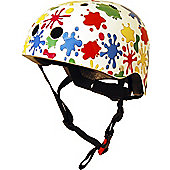 Kiddimoto Helmet - Splatz - Medium