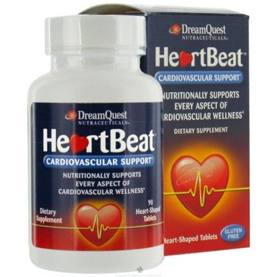 HeartBeat Cardiovascular Support Tablets