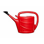 Whitefurze 10L Red Watering Can