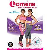 Lorraine Kelly - Fitness 2016 DVD