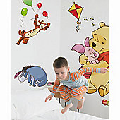 Disney Winnie The Pooh Extra Large Wall Sticker
