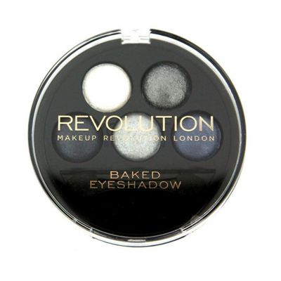 Make Up Revolution Baked Eyeshadow 5 Shades 4g - Bang Bang