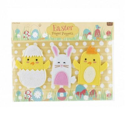 Buy easter finger puppets from our all gifts for kids range tesco easter finger puppets negle Image collections