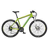 "Claud Butler Alpina 2.7 21"" Green Performance Mountain Bike"