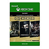 Dishonored Complete Collection (Digital Download Code)