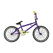 "Diamondback Option 20"" BMX Bike 20/11 R Gyro Purple"
