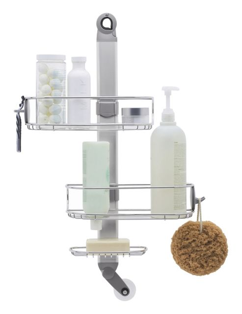 simplehuman Adjustable Shower Caddy