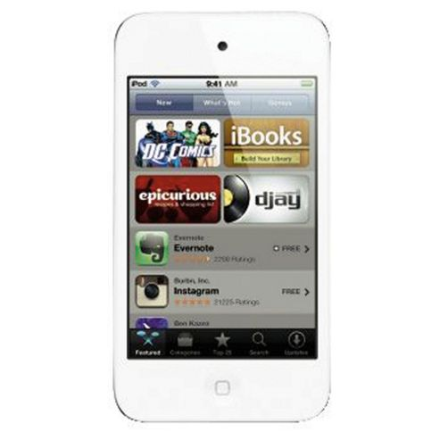 Apple 16GB 4th Generation iPod touch. White