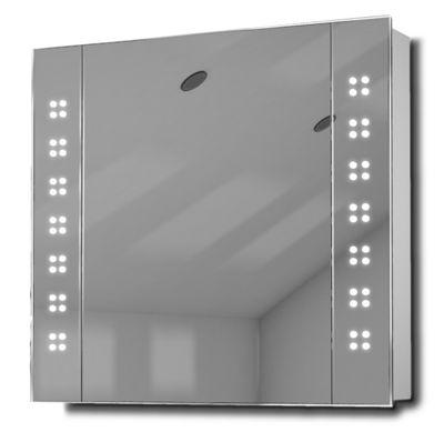 bathroom cabinets tesco direct. amaze demister led bathroom cabinet with pad, sensor \u0026 shaver k66 cabinets tesco direct i