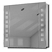 Amaze Demister LED Bathroom Cabinet With Demister Pad, Sensor & Shaver k66