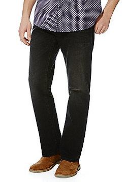 F&F Bootcut Jeans - Black