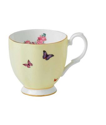 Royal Albert Miranda Kerr Joy Yellow Mug 0.3L