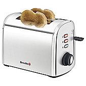 Breville VTT590 2 Slice Toaster - Stainless Steel
