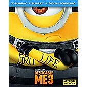 Despicable Me 3 3D Bd 2Disc