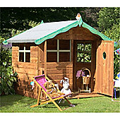 5 x 5 Sutton Wooden Playhouse (5ft x 5ft) - Fast Delivery - Pick A Day