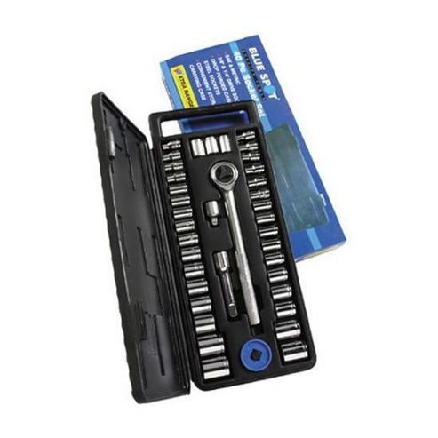 Blue Spot Tools Blue Spot 40 Piece Socket Set