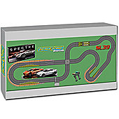SCALEXTRIC Digital Set SL39 JadlamRacing Layout with 2 Bond Cars - C1336