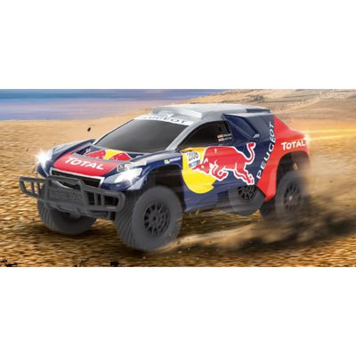 CARRERA RC 1:16 Peugeot Paris - Dakar Red Bull Racer 2.4GHz Ready to Run Car