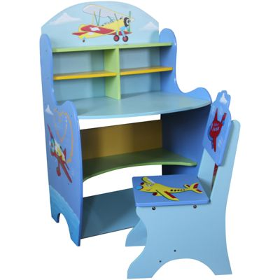 Liberty House Transport Learning Desk and Chair
