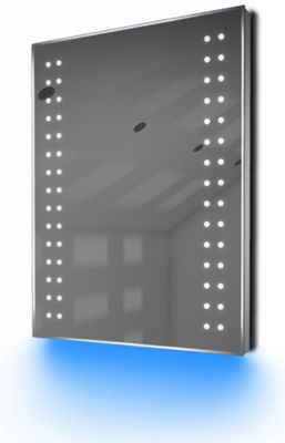 Ambient Ultra-Slim LED Bathroom Mirror With Demister Pad & Sensor K38B