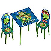 Disney Ninja Turtles Table and Chairs