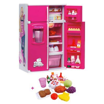 Barbie Food Fun Fridge Playset