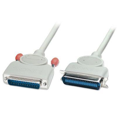 LINDY Enhanced Parallel Port (EPP/ECP) Printer Cable (25DM/36CM) 2m
