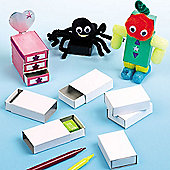 Children's Craft Matchboxes (Pack of 30)