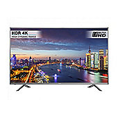 Hisense H65N5750UK 65-Inch 4K UHD Smart TV - Silver