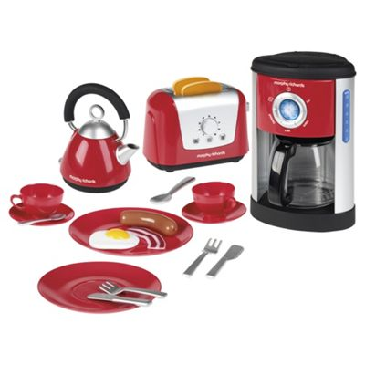 buy casdon morphy richards toy kitchen set from our toy kitchen