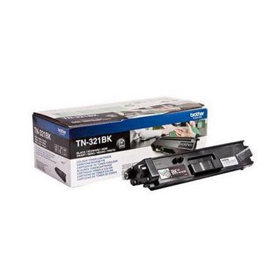 Brother TN-321BK Black Toner Cartridge