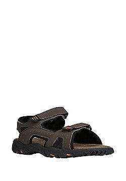 F&F Walking Sandals - Brown