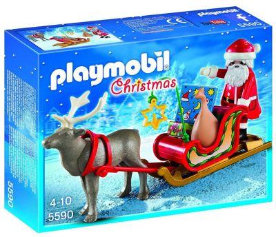 Playmobil Reindeer Sleigh - Dolls and Playsets