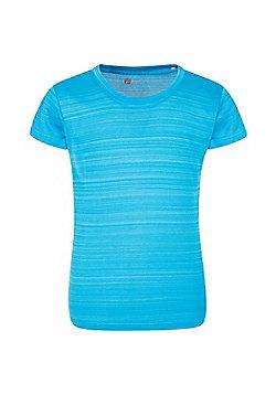 Mountain Warehouse ENDURANCE STRIPE GIRLS - Blue